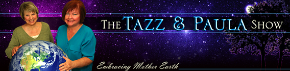 The Tazz and Paula Show with Tazz Powers and Paula Nunes