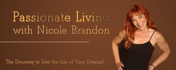 Passionate Living with Nicole Brandon