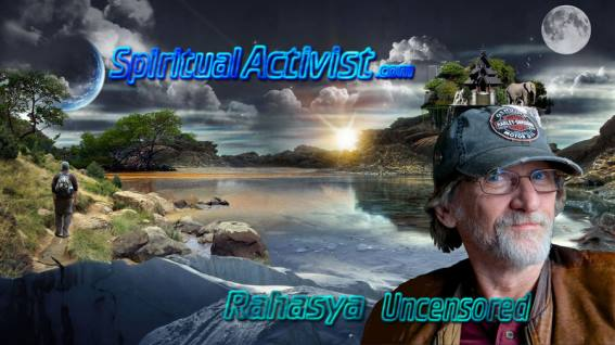 Spiritual Activist with Rahasya Uncensored