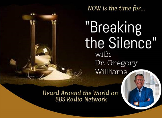 Breaking the Silence with Dr Gregory Williams