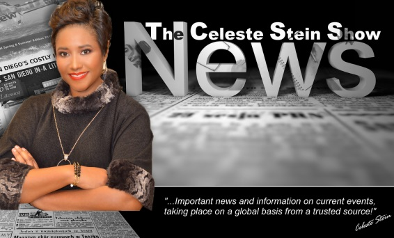 The Celeste Stein Show with Celeste Stein, MSJ PHD