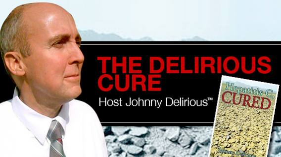 The Delirious CURE with Dr Johnny Delirious