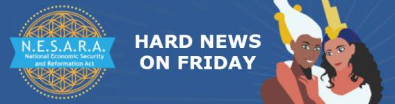 Hard News on Friday with Tara Green and Rama Arjuna