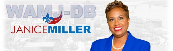 WAMJ DB Radio with Janice C Miller