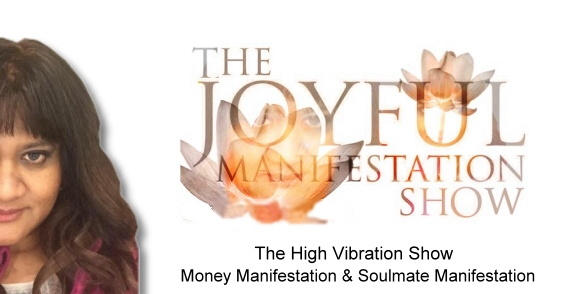 The Joyful Manifestation Show with Iyer