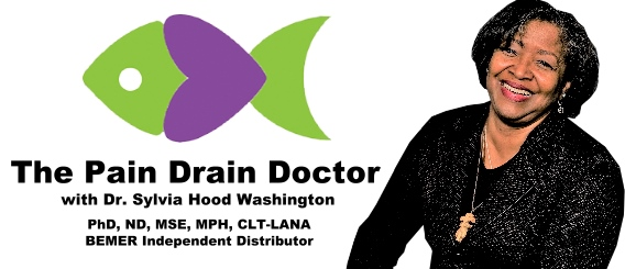 The Pain Drain Doctor with Dr Sylvia Hood Washington