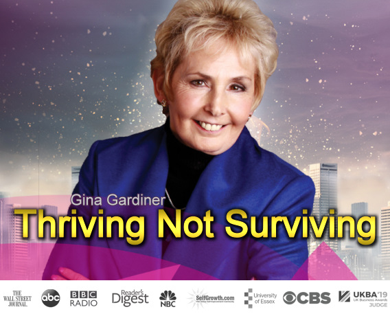 Thriving Not Surviving with Gina Gardiner