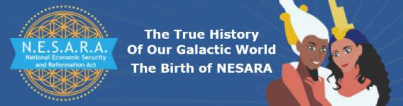 The True History of The True History of Our Galactic World and NESARA with Tara Green and Rama Arjuna