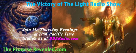 The Victory of The Light Radio Show with Robert Potter