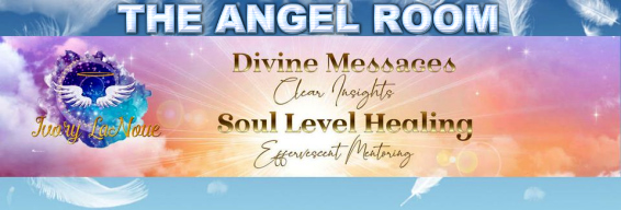 The Angel Room with Ivory laNoue