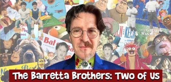 The Barretta Brothers with Gene Barretta and Bill Barretta