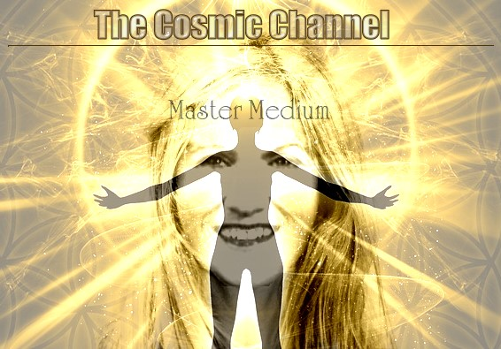 The Cosmic Channel with Master Medium AthenaStar
