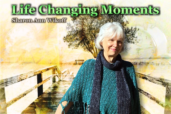 Life Changing Moments with Sharon Ann Wikoff