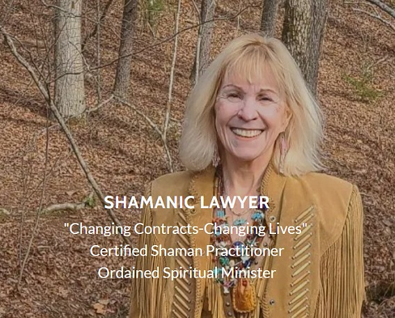 Shamanic Lawyer with Dr Vikki