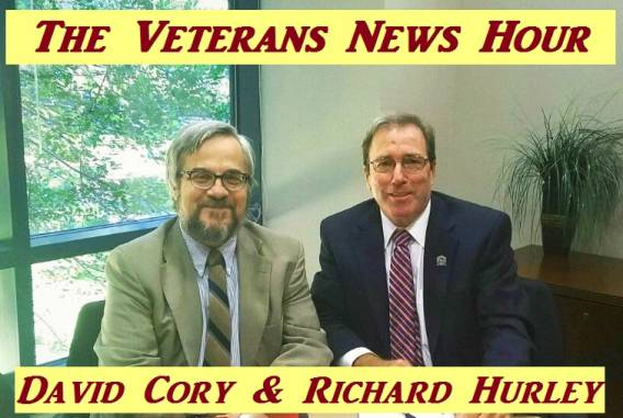 The Veterans News Hour with David C. Cory and Richard Hurley