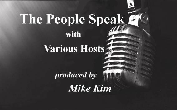 The People Speak banner