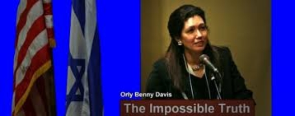The Impossible Truth with Orly Benny Davis, banner