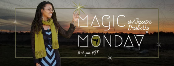 Magic Monday with Jessica Dewberry