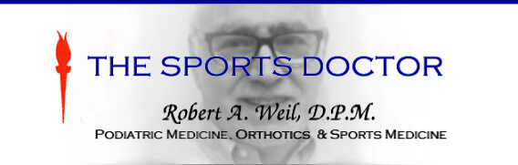 The Sports Doctor with Dr Robert Weil