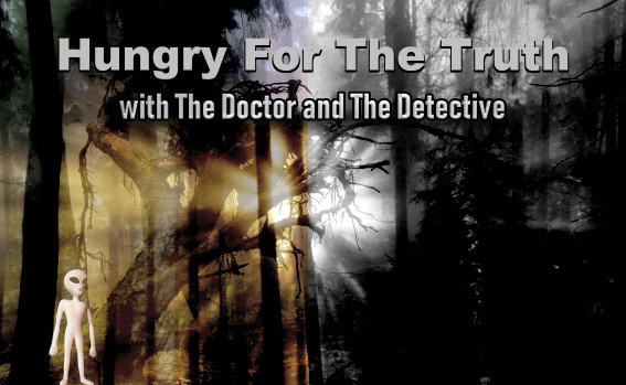 Hungry for the Truth with The Doctor and The Detective