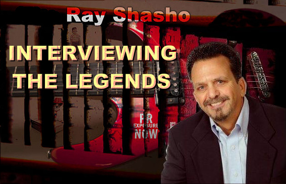 0280fc442a57 Interviewing The Legends with Ray Shasho