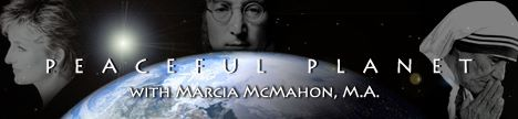 Peaceful Planet with Marcia McMahon