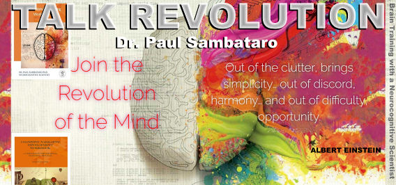 Talk Revolution with Dr Paul Sambataro