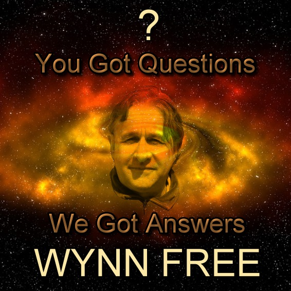 You got questions We got answers with Wynn Free
