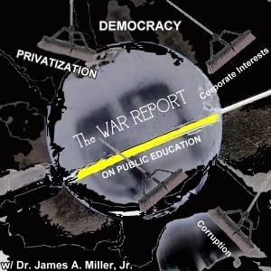 The War Report on Public Education with Dr. James Miller