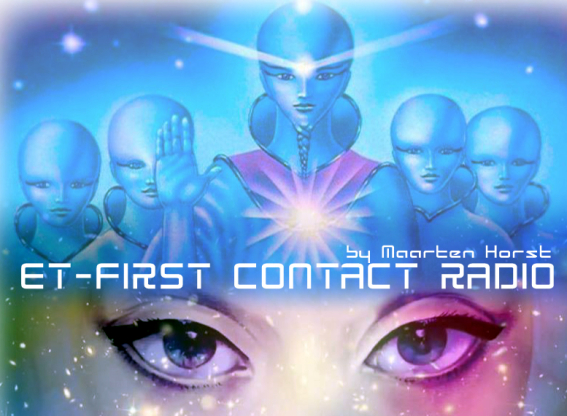ET-First Contact Radio with Maarten Horst