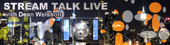 Stream Talk Live with Dean Welsson