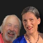 Dr Christina Winsey and Dr Art Emrich