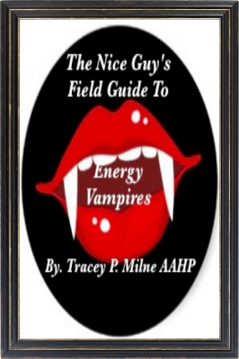 Stop Psychic Vampires In Their Tracks