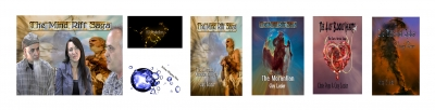 The Mind Rift Saga and other series of Novels by Guy Lozier