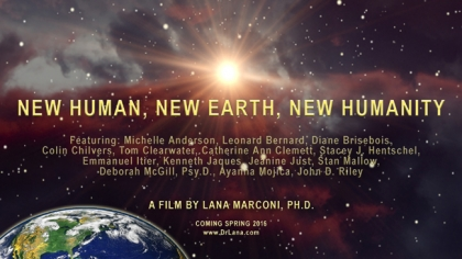 New Human, New Earth, New Humanity Film