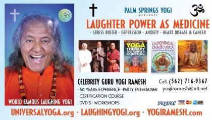 Universal Yoga with the World Famous Laughing Yogi