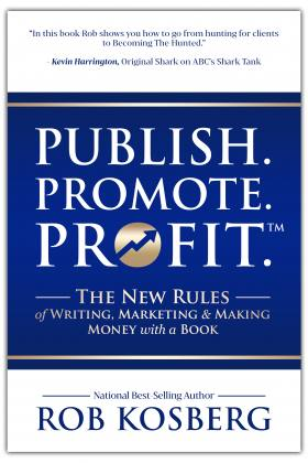 Publish. Promote. Profit. Book Cover