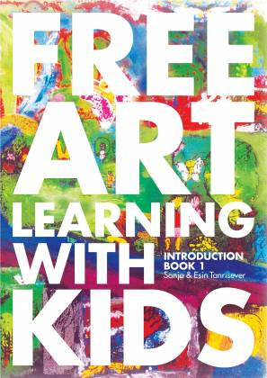 Free Art Learning With Kids, Introduction Book