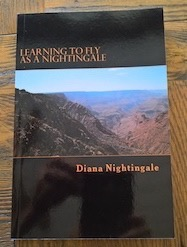 Learning To Fly As A Nightingale by Diana Nightingale