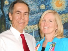 John Stewart and Margaret Shetz