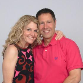 Tamara Green LCSW and David Dachinger of Loving Meditations