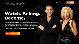April and Jay Matta, Creators of SpirituallyRAW