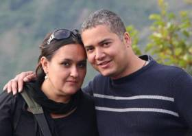 Bruce & Daniella Fenton