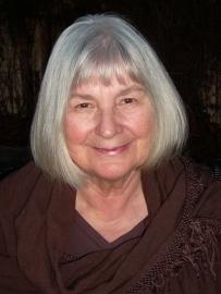 Gudrun Mouw, Author and Yoga Teacher