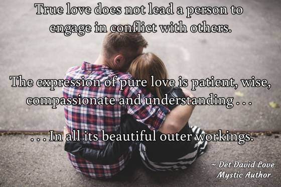 Universal Soul Love Quote - True Love.