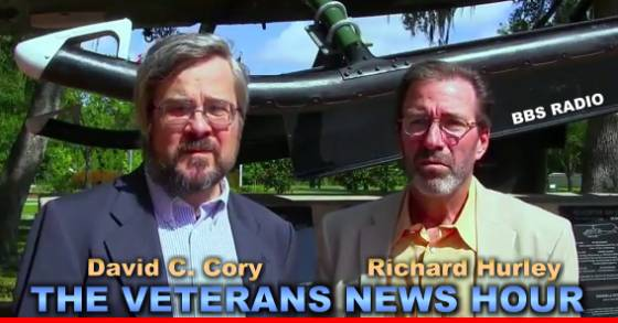 The Veterans News Hour with David C. Cory, Richard Hurley