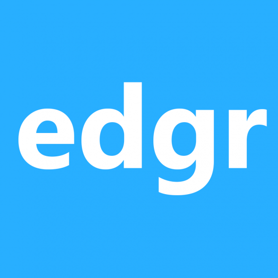 edgr RADIO - edgrRADIO - edgrRADIO.com