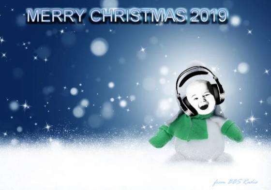 Merry Christmas 2019 with Infinite Love from all of us at BBS Radio