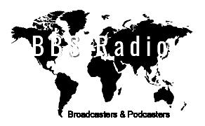 GET HEARD Worldwide on BBS Radio and affiliate partner live streams!