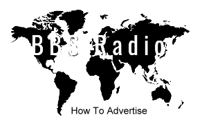 Pay for a large banner listing on BBS Radio home page, schedule pages and talk show pages